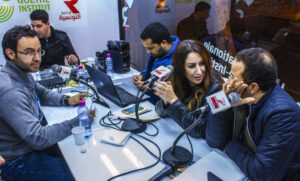 RADIO TUNISIENNE & JCC
